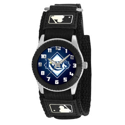 "Tampa Bay Rays MLB Kids Rookie Series"" watch (Black)"""