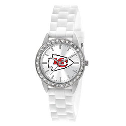 "Kansas City Chiefs NFL Women's Frost Series"" Watch"""