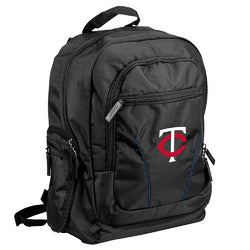 Minnesota Twins MLB 2-Strap Stealth Backpack