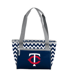 Minnesota Twins MLB 16 Can Cooler Tote