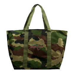 Washington Capitals NHL Camo Tote