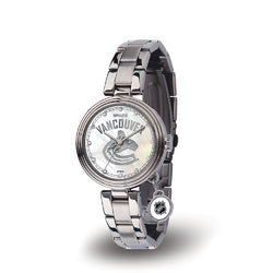 Vancouver Canucks NHL Charm Series Women's Watch