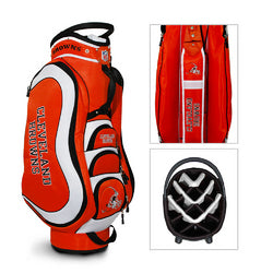 Cleveland Browns NFL Cart Bag - 14 way Medalist""""