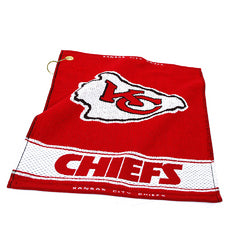 Kansas City Chiefs NFL Woven Golf Towel
