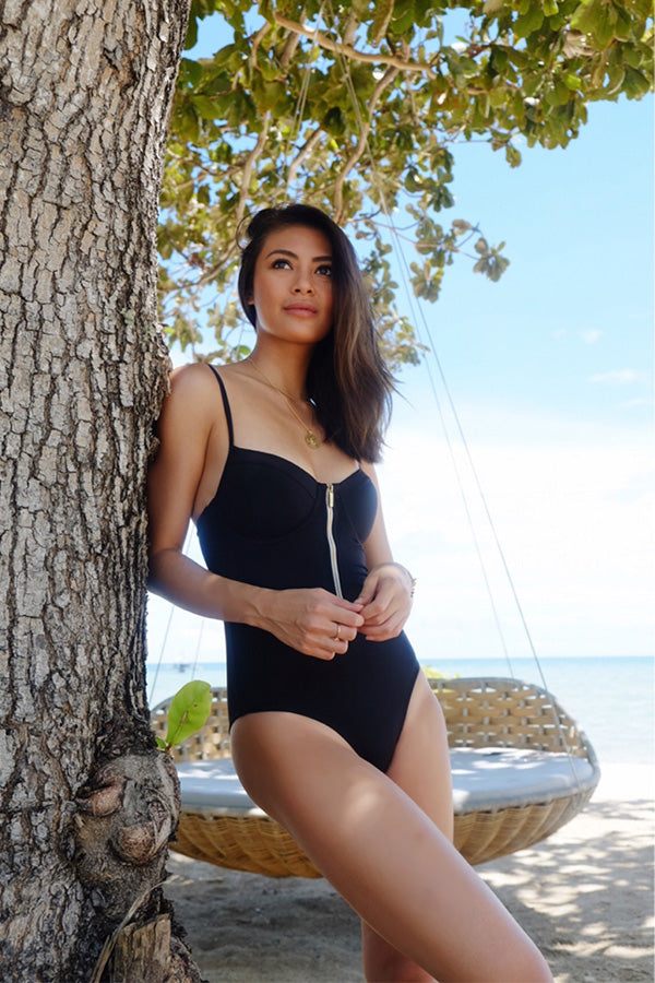 Zara One Piece - Black