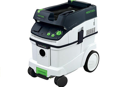 Festool CT 36 Autoclean Dust Extractor, available for rent at Colorize Clifton Park.