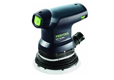 Festool Random Orbital Sander ETS 125, available for rent at Colorize Clifton Park.