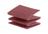 320 Grit Perferated VLIES- 4.5x6 Pad, Pack of 30