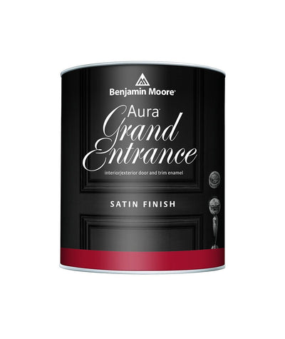 Benjamin Moore Aura Grand Entrance Satin