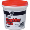 White Spackling Paste (1/2 Pint)