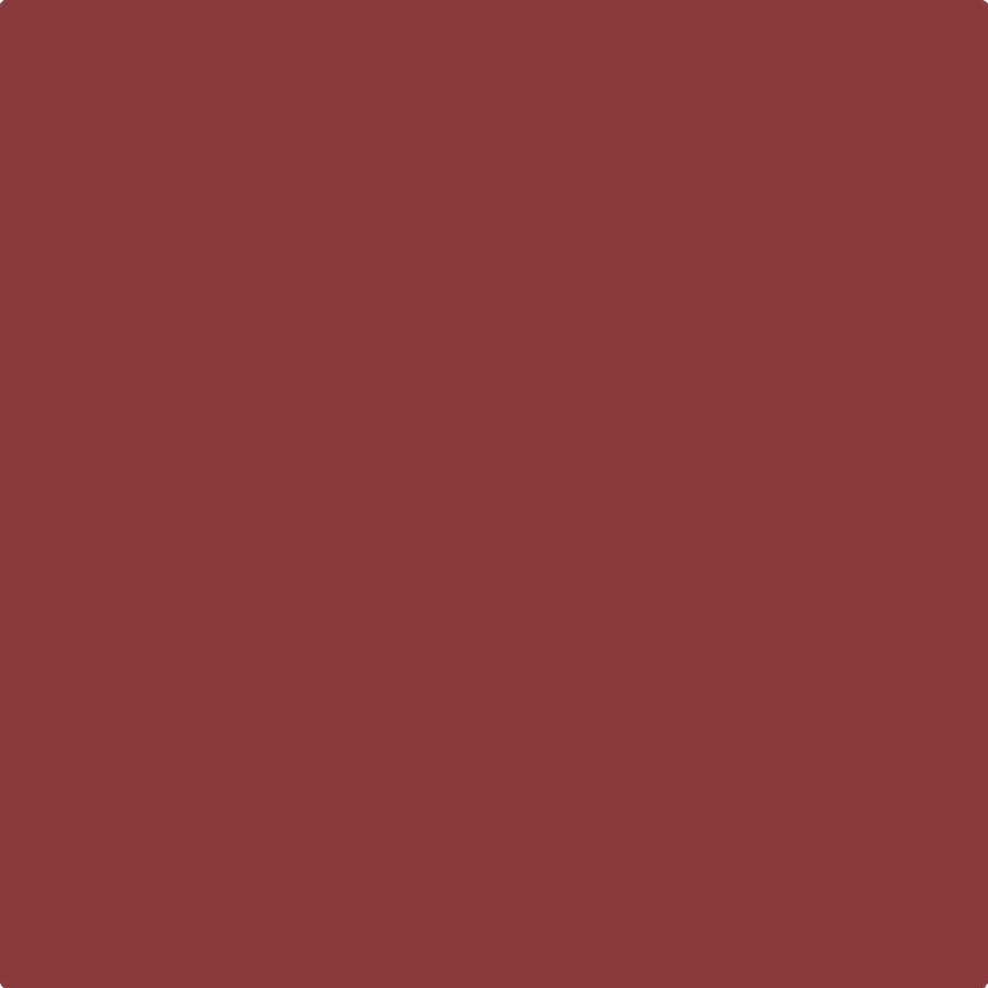 Benjamin Moore Century Matte Interior Paint in V4 Amaranth Root