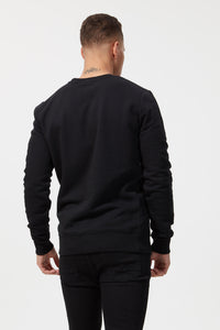 GRAPHIC PRINT CREW NECK SWEATSHIRT CROCODILE - H E R M A N O