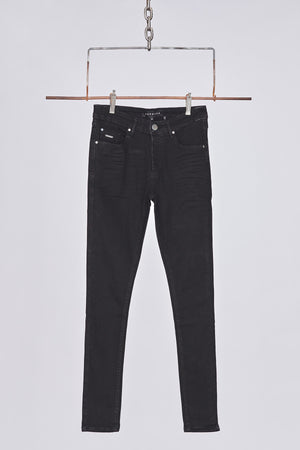 Load image into Gallery viewer, Black Skinny Jeans - H E R M A N O