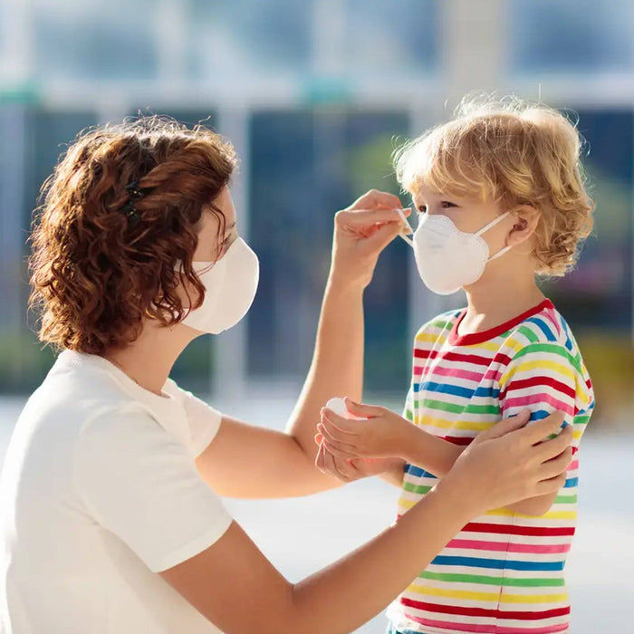 How To Motivate Your Kids To Wear Face Masks During The COVID 19 Pandemic