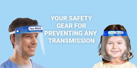 Extensive information about face shields- An Equipment for your health and safety