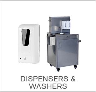 Dispensers & Washers