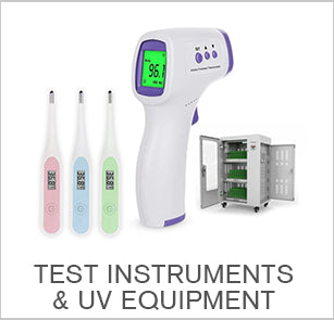 Test Instruments & UV Equipment