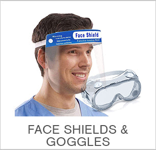 Face Shields and Goggles