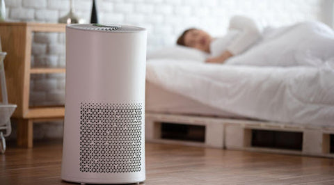What are the various types of air cleaners/purifiers available in the market?