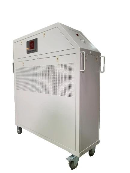 Cello Lighting Industrial Portable 1000W Air Sanitation Cart, UVCART1000AIR Air Purifier FSGUV