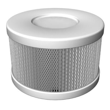 HEPA Snap On - White Air Filter Amaircare