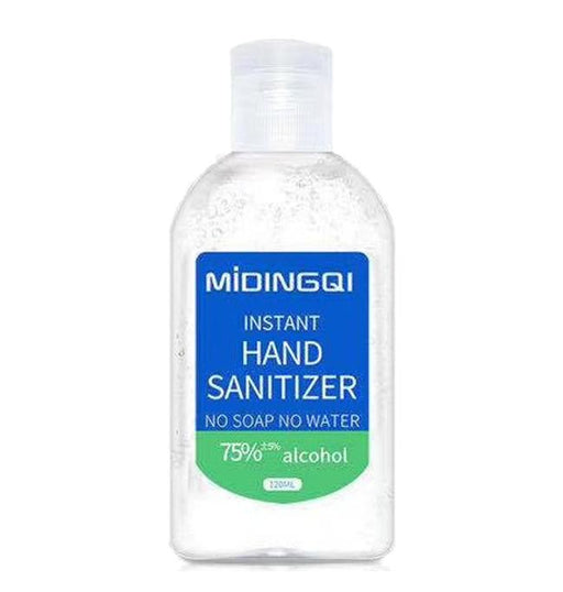 Hand Sanitizer - 120ml (4 oz), Case of 120 (CS-7) Sanitizers Vizocom