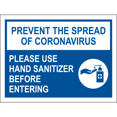 Prevent The Spread of Coronavirus Poster Awareness Posters Graphic Products