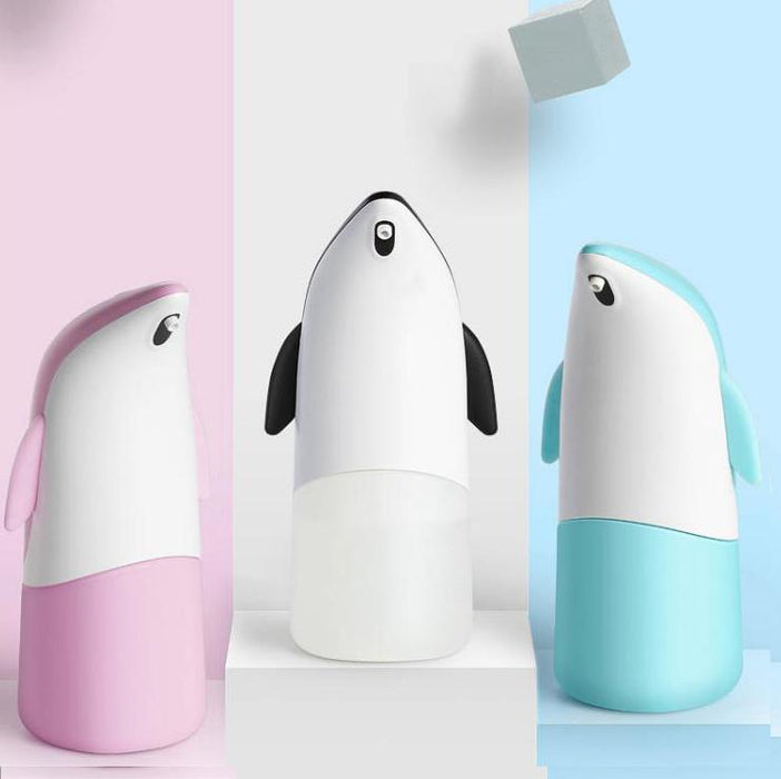 Automatic Soap Dispenser - Desktop - 300ml - Penguin Dispensers TOKING HOLDING GROUP LIMITED