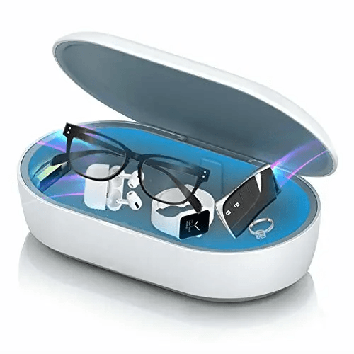 Light Box Indoor/Outdoor ABS UV Sanitizer Box Sanitizers Toking