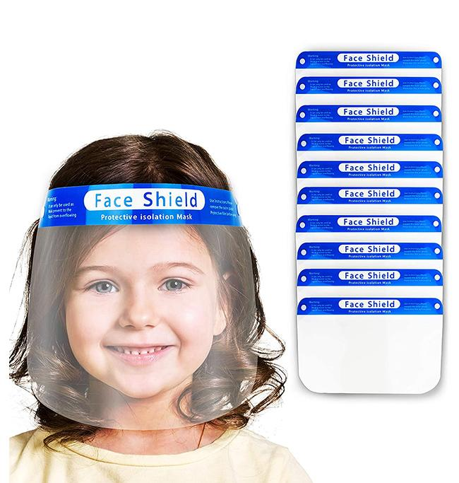 Child Face Shield (PG-1) Medical & Protective Googles Vizocom
