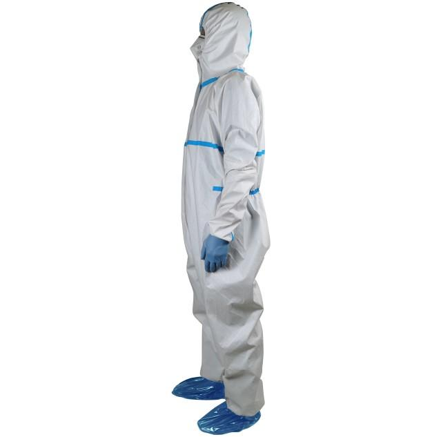 Disposable medical protective Coverall (DG-6)