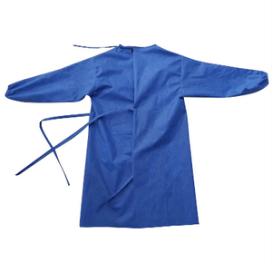 Disposable surgical gown, Level 2, Reinforced (DG-7)
