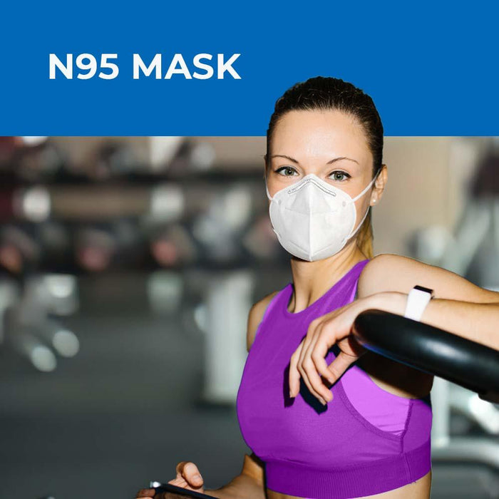 N95 Mask - box of 20 (FM-3) Face Masks Vizocom