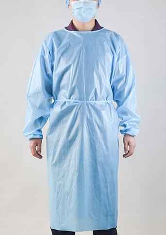 Disposable Isolation Gown, Level 3 - pack of 10 (DG-8A) Gowns & Coveralls Vizocom