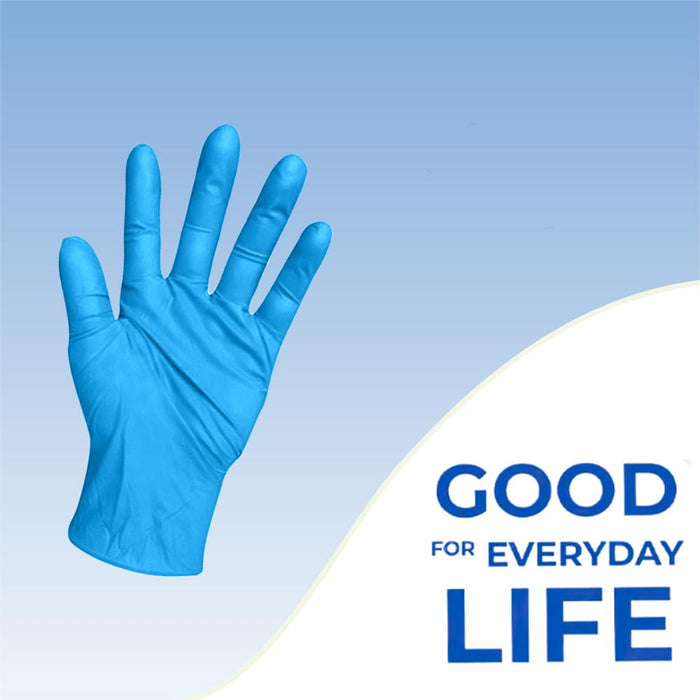Disposable Nitrile Glove - Box of 100 (MG-1) Medical Gloves Vizocom