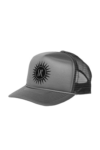Sommer Ray Trucker Hat - Grey