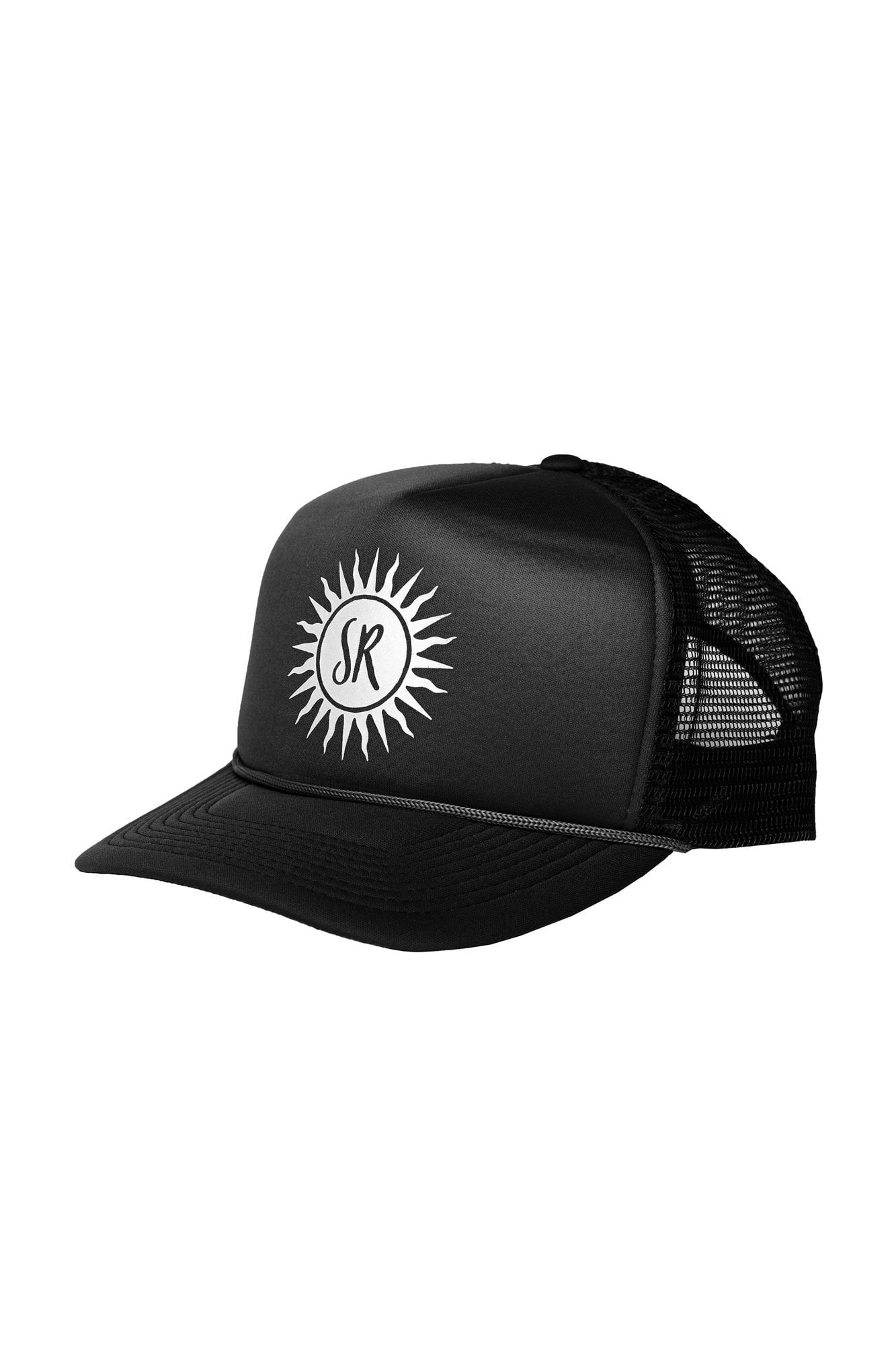 Sommer Ray Trucker Hat - Black