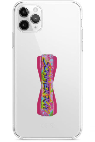 LoveHandle Phone Grip - Magenta