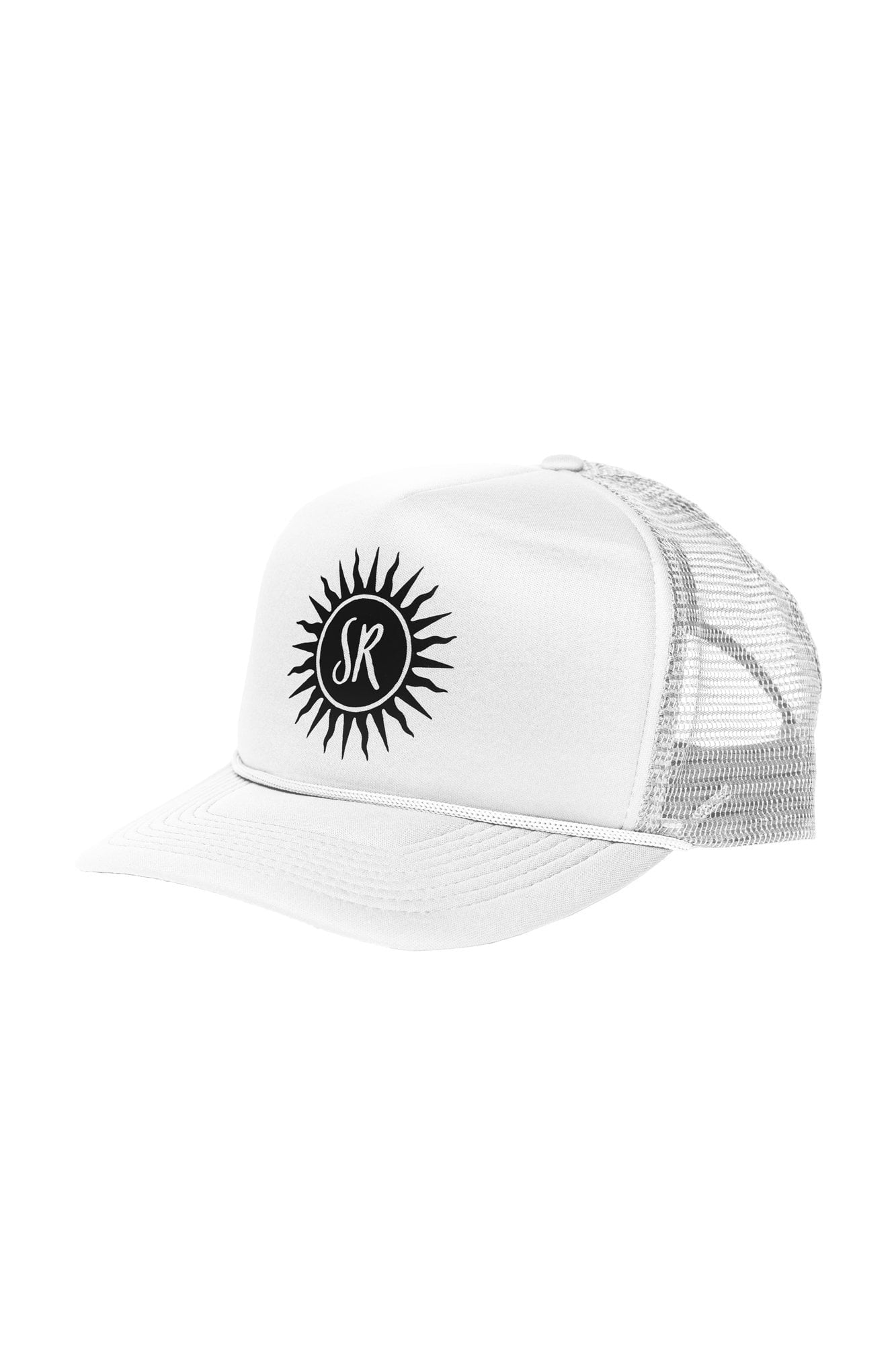 Sommer Ray Trucker Hat - White