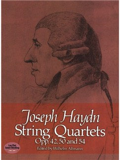 Joseph Haydn: String Quartets Opp. 42, 50 And 54