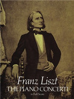 Franz Liszt: The Piano Concerti - Full Partitura