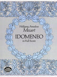 W.A. Mozart: Idomeneo In Full Partitura