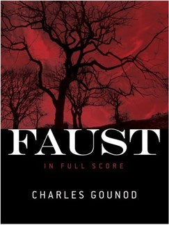 Charles Gounod: Faust  (Full Partitura)