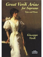 Giuseppe Verdi: Great Verdi Arias For Soprano