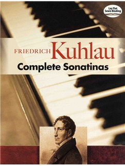 Friedrich Kuhlau: Complete Sonatinas Partitura