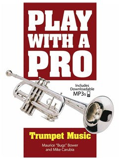 Play With A Pro: Trumpet Music