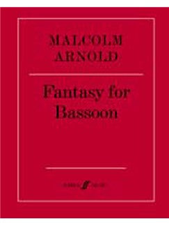 Malcolm Arnold: Fantasy For Bassoon