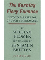 Burning Fiery Furnace (Libretto)