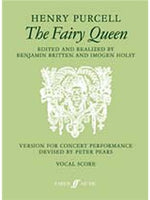 Henry Purcell: The Fairy Queen (Voce Partitura)