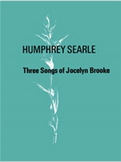 Three Songs Of Jocelyn Brooke (Vce&pno)